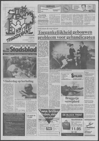 Het Nieuwe Stadsblad 1991-04-24