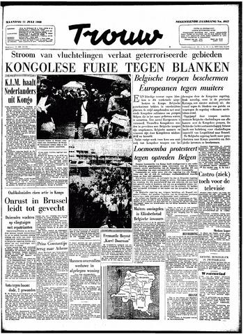 Trouw / De Rotterdammer 1960-07-11