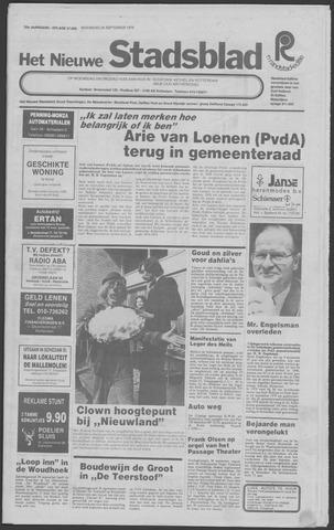 Het Nieuwe Stadsblad 1979-09-26