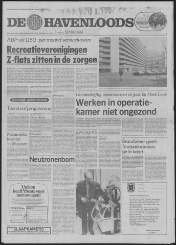 De Havenloods 1978-02-23