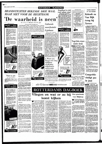 Rotterdamsch Parool / De Schiedammer 1966-04-15