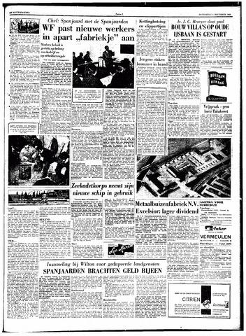Trouw / De Rotterdammer 1962-11-01