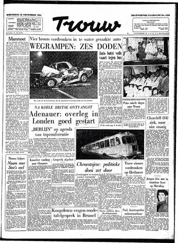 Trouw / De Rotterdammer 1959-11-18