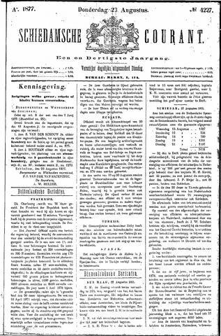 Schiedamsche Courant 1877-08-23