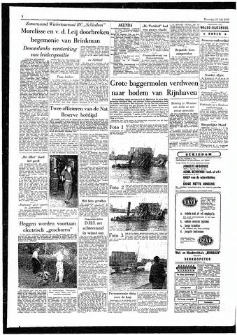 Rotterdamsch Parool / De Schiedammer 1955-07-13