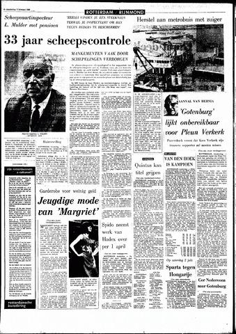 Rotterdamsch Parool / De Schiedammer 1966-02-17