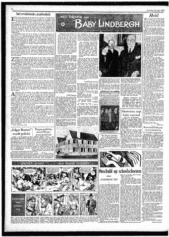 Rotterdamsch Parool / De Schiedammer 1957-03-12