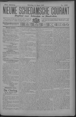 Nieuwe Schiedamsche Courant 1917-03-31