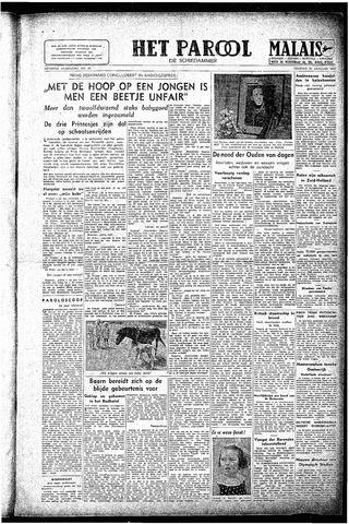 Rotterdamsch Parool / De Schiedammer 1947-01-31
