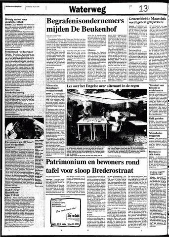 Rotterdamsch Nieuwsblad / Schiedamsche Courant / Rotterdams Dagblad / Waterweg / Algemeen Dagblad 1991-06-19