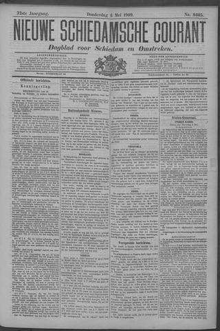 Nieuwe Schiedamsche Courant 1909-05-06