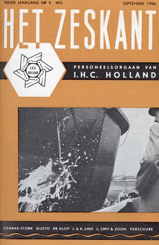 Het Zeskant 1956-09-01