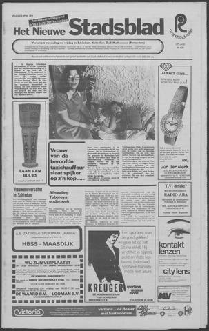 Het Nieuwe Stadsblad 1976-04-02