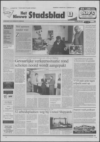 Het Nieuwe Stadsblad 2001-03-14