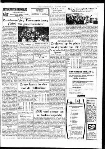 Rotterdamsch Nieuwsblad / Schiedamsche Courant / Rotterdams Dagblad / Waterweg / Algemeen Dagblad 1965-05-17