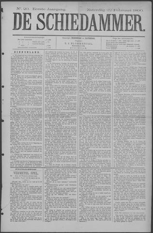 De Schiedammer 1890-02-22