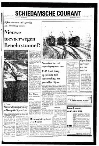 Rotterdamsch Nieuwsblad / Schiedamsche Courant / Rotterdams Dagblad / Waterweg / Algemeen Dagblad 1970-02-20