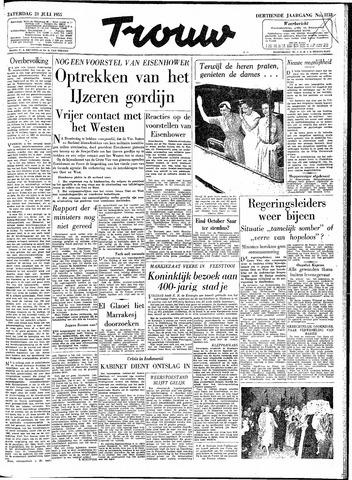 Trouw / De Rotterdammer 1955-07-23