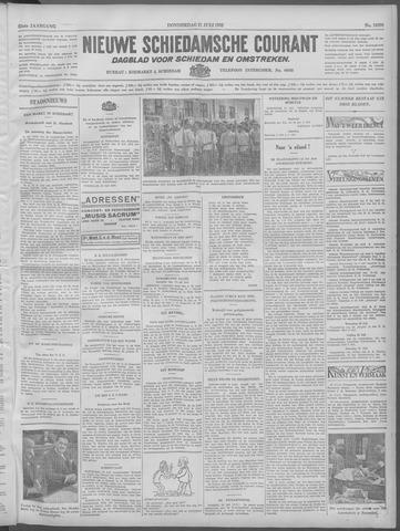 Nieuwe Schiedamsche Courant 1932-07-21