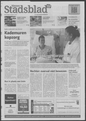 Het Nieuwe Stadsblad 2013-08-14