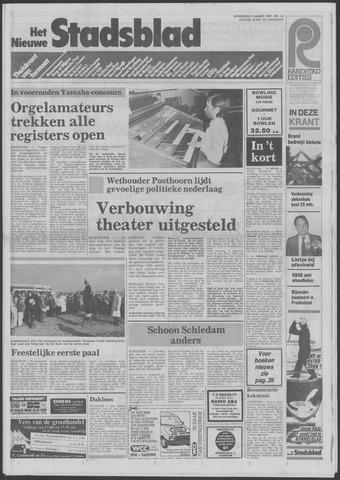 Het Nieuwe Stadsblad 1985-03-06