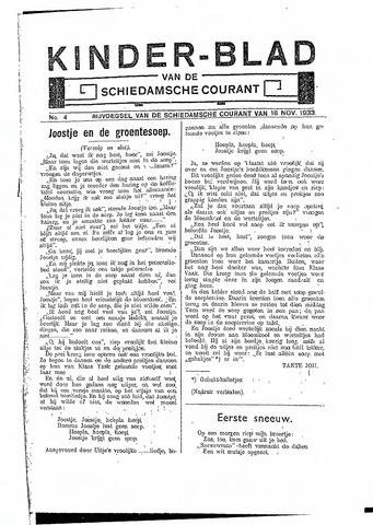 Schiedamsche Courant 1933-11-18