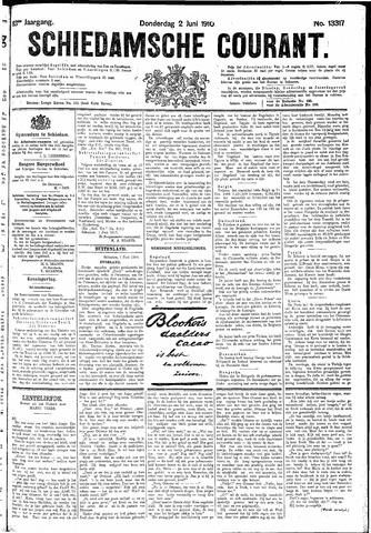 Schiedamsche Courant 1910-06-02