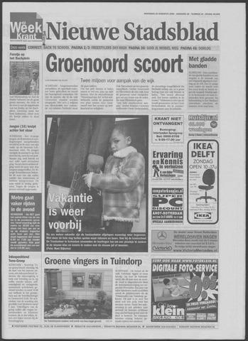 Het Nieuwe Stadsblad 2006-08-23