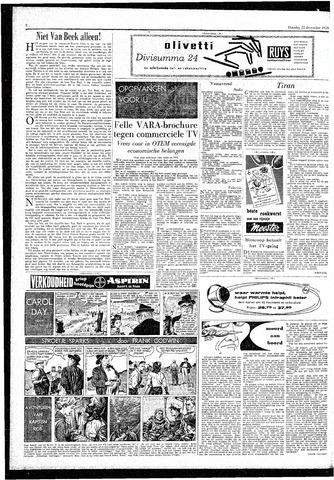 Rotterdamsch Parool / De Schiedammer 1959-12-22