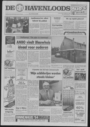 De Havenloods 1984-02-09