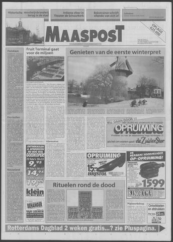 Maaspost / Maasstad / Maasstad Pers 1995-01-11