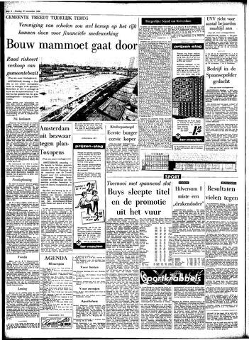 Rotterdamsch Parool / De Schiedammer 1964-11-17