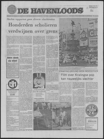 De Havenloods 1971-07-06