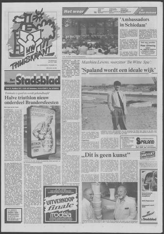 Het Nieuwe Stadsblad 1989-07-26