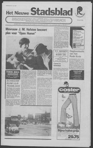 Het Nieuwe Stadsblad 1977-07-27