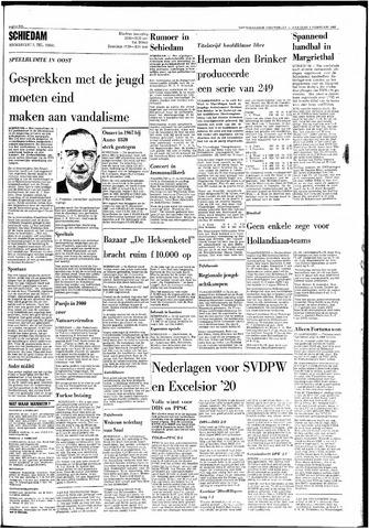 Rotterdamsch Nieuwsblad / Schiedamsche Courant / Rotterdams Dagblad / Waterweg / Algemeen Dagblad 1968-02-05