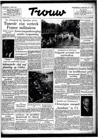 Trouw / De Rotterdammer 1957-06-03
