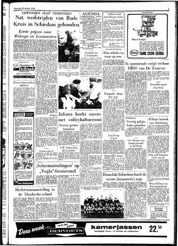 Rotterdamsch Parool / De Schiedammer 1961-10-23