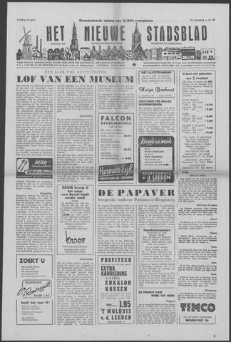 Het Nieuwe Stadsblad 1959-04-10