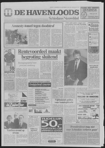 De Havenloods 1989-09-28