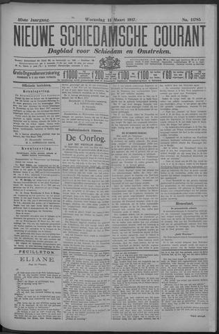 Nieuwe Schiedamsche Courant 1917-03-14