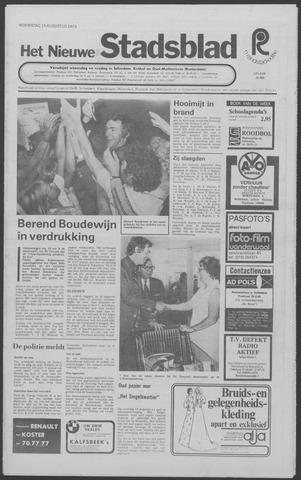 Het Nieuwe Stadsblad 1973-08-15