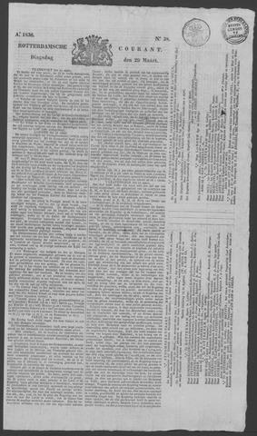Rotterdamse Courant 1836-03-29