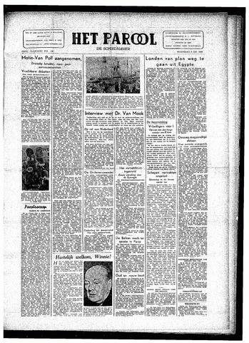 Rotterdamsch Parool / De Schiedammer 1946-05-08
