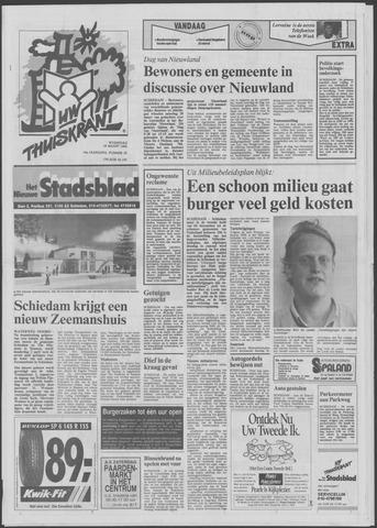 Het Nieuwe Stadsblad 1992-03-25