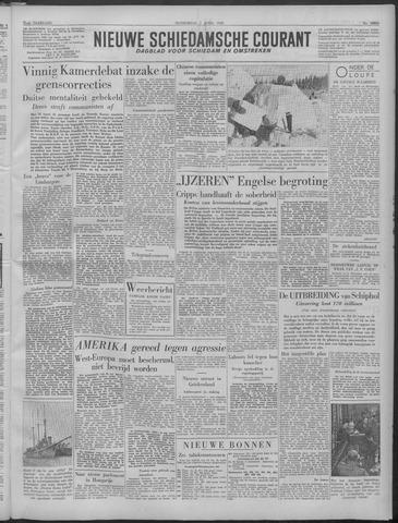 Nieuwe Schiedamsche Courant 1949-04-07