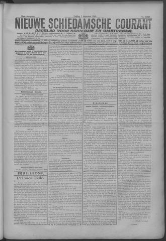 Nieuwe Schiedamsche Courant 1925-08-07