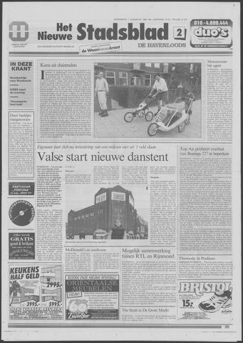 Het Nieuwe Stadsblad 1996-08-01
