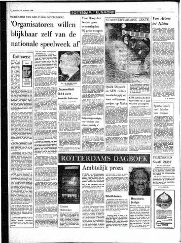 Rotterdamsch Parool / De Schiedammer 1968-11-13