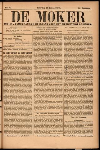 De Moker 1912-01-20